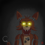 Foxy - Five Nights at Freddy's by Spyke-The-Artist