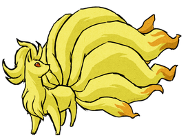 Ninetales WWS by the19thGinny