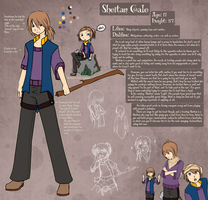 Sheitan Gale - ref by kidann