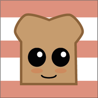 Cute Toast by Roseary