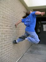 Wall Jumpers - 3 by TheChairman-Stock