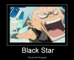 Black Star by abnormal-person