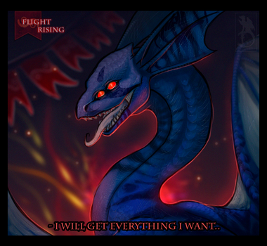 I will get everything i want.. by Dio-Dora