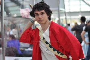 Anime Expo 2013 : Faces of Cosplay_0420 by JuniorAfro