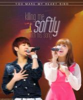 Sunggyu and Eunj - Killing Me Softly With His Song by sayhellotothestars