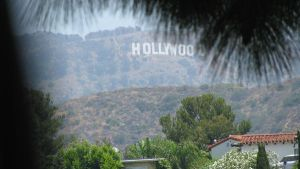 Hollywood Sign by dollfacexkilla