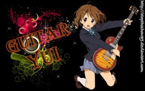K-ON *YUI* by StopTheShow39