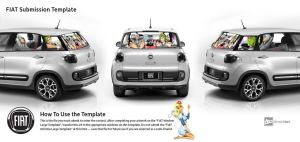 Fiat - More fun, pure pleasure by SoneaV