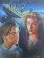 Colors Collection - Titanic by TERRIBLEart