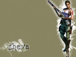 Sheva: Re-upload. by xMoosiex