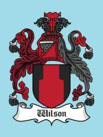 Super Clan Coat of Arms: Wilson by mattcantdraw