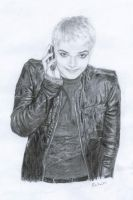 Gerard Way by Rakuin