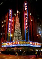 Radio City Music Hall by SweetAsPoison