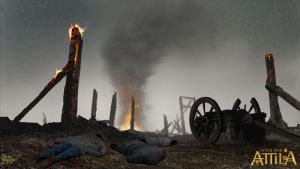 Razed Settlement by EthicallyChallenged