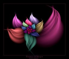 Flower Of Hope by Wick5ter
