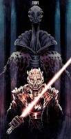 The Kin of Ventress by Teoft