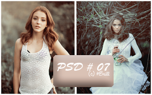 PSD Coloring #07 by lucemare