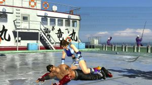 TTT2 Asuka is tired of Jin by Themilkguy