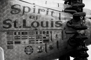 Spirit Of St Louis by Waya37