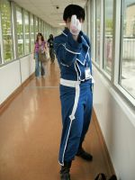 A-Cen '09- Col. Roy Mustang by XD-ness