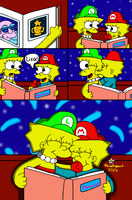 Maggie's Special Word by MarioSimpson1