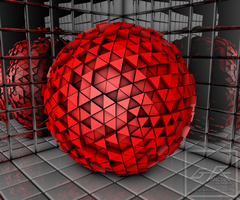 Abstract Ball by gfx-micdi-designs