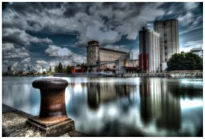 Grand Moulins by Satourne