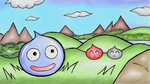 Slimes: Done on Art Academy by DragonQuestHero