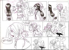 FFIX comic  by IF-LovE-WaS-BluE