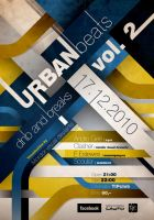 URBAN BEATS VOL.2 by Refectio