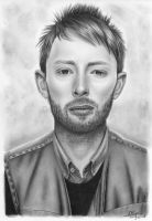 Thom Yorke by LittleRamona