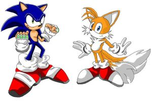 Sonic City Fighting 01 by STEhq