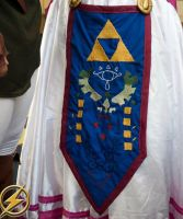 Zelda apron OoT by strawberry-usagi101