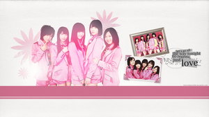 C-ute Wallpaper by BeforeIDecay1996