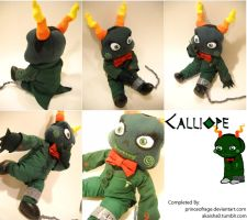 Calliope Plush by PrinceOfRage
