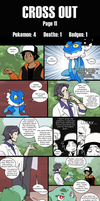 Cross Out [Pokemon X blind nuzlocke] page 11 by Protocol00
