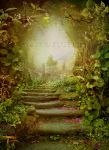Enchanted Fairy Place by Euselia