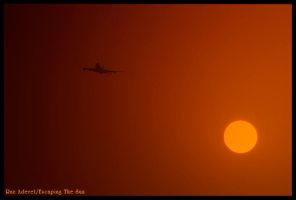 Escaping The Sun by Aderet