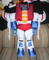 Starscream, Lord of Plush by Tutankhamun