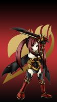 Erza Scarlet Flame Empress Armor N8 by ng9