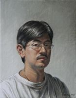 Self Portrait by seidai