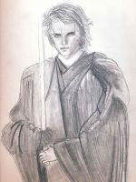 Anakin Skywalker by Spiralwindwings2207