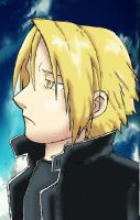 Edward Elric ~ le Hot Version by NetworkDreamer