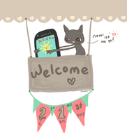 Welcome to the 21st Century by beyourpet