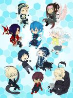 DRAMATICAL blanket by hasuyawn