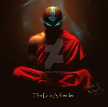 The Last Airbender by dongle70