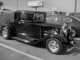 1932 Studebaker side by Adriellovesart