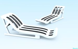 Deckchair - quick sketch by betasector