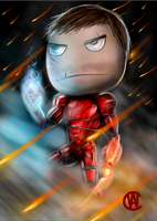 Little Big Mass Effect 3 by CharlieWilcher