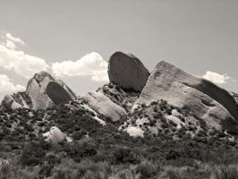 On the Rocks by LostAndContent